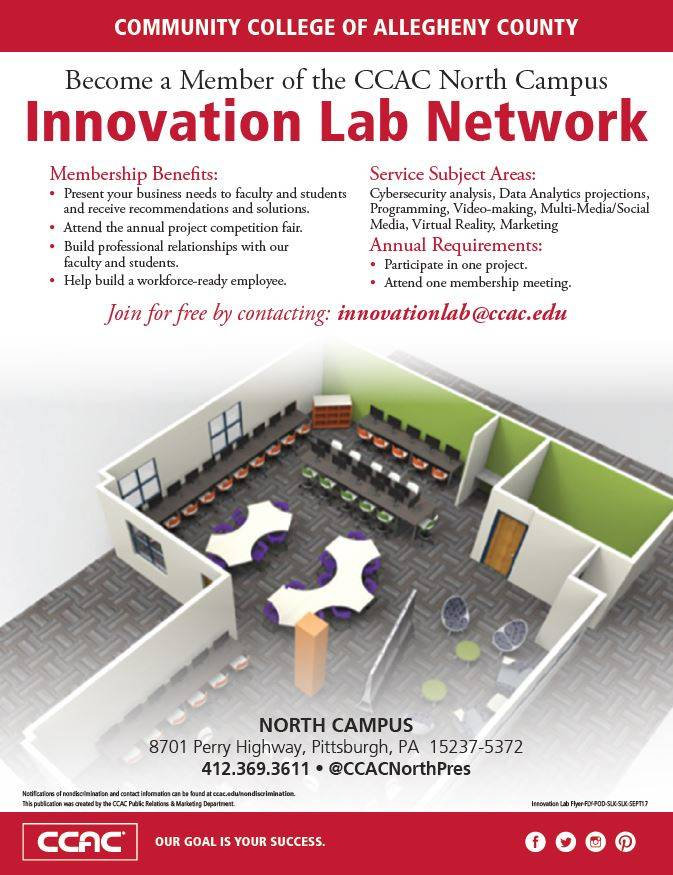 Innovation Network Flyer